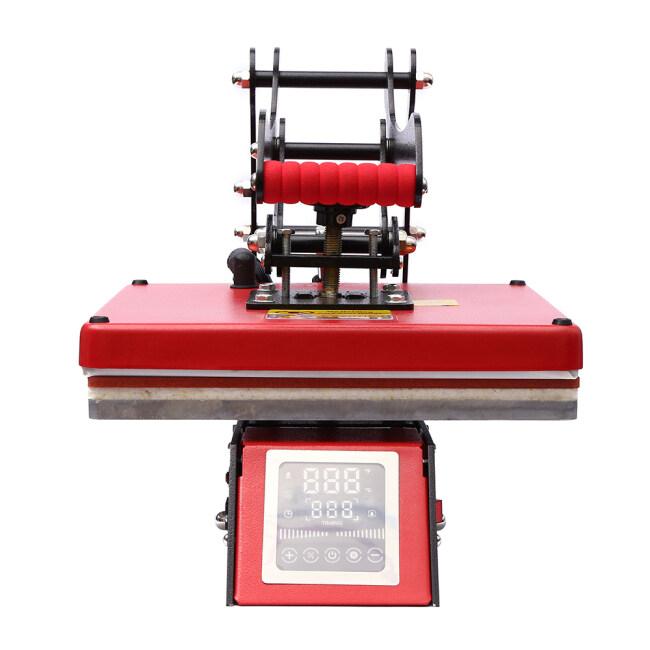 touch screen heat press machine 38*38cm ( sports model)