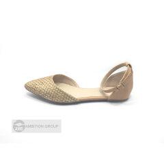 Snakeskin Lace Sandals
