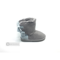 Suede Bowknot UGG boots