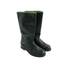 WWII German EM Jack boots