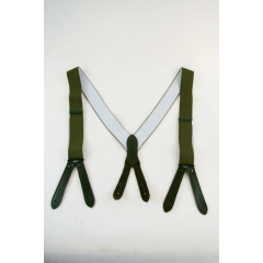 WWII German Trousers suspenders For M37 pants / breeches