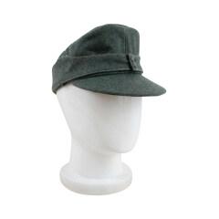 WWII German Heer EM M43 Field Cap field grey