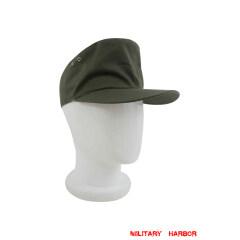 WWII German Tropical/DAK Heer EM Field Cap olive