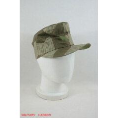 WWII German Heer Splinter Camo field cap