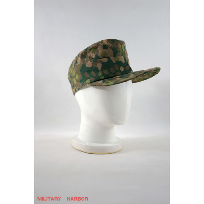 WWII German SS DOT 44 camo field cap