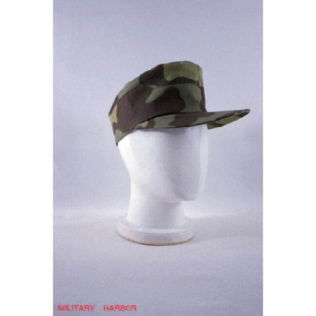 WWII German SS Italian camo field cap