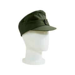 WWII German M44 Tropical/DAK Heer Officer Field Cap