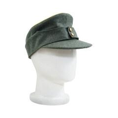 WWII German Heer General M43 Field Cap field grey