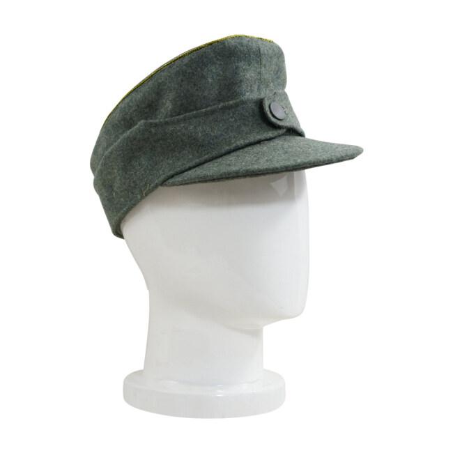 WWII German Heer General M44 Field Cap field grey