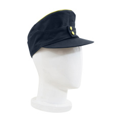 WWII German M43 Luftwaffe General Summer Field Cap Blue grey