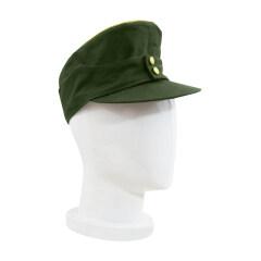 WWII German M43 Tropical/DAK Heer General Field Cap Olivebrown