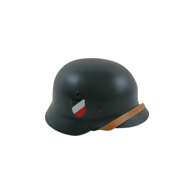 WWII German M40 Helmet Stahlhelm luftwaffe blue