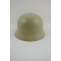 WWII German M40 Helmet Stahlhelm sand yellow