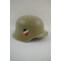 WWII German M42 helmet Stahlhelm sand yellow