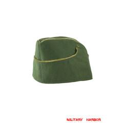 WWII German Afrikakorps Heer General overseas cap
