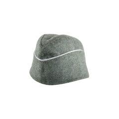 WWII German M40 Officer overseas cap field grey