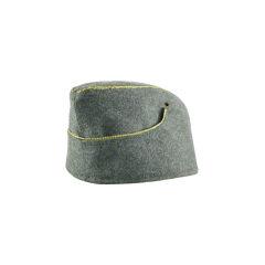 WWII German M38 General overseas cap field grey