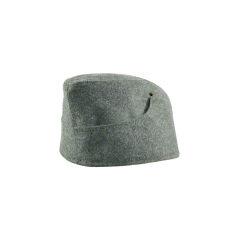 WWII German M38 EM overseas cap field grey