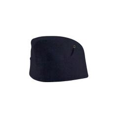WWII German M38 Kriegsmarine EM overseas cap Navy blue