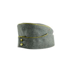 WWII German M42 General overseas cap field grey