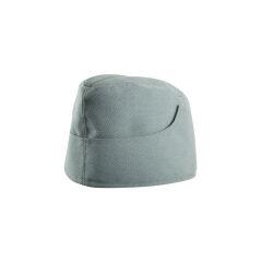WWII German M38 EM Gabardine overseas cap field grey