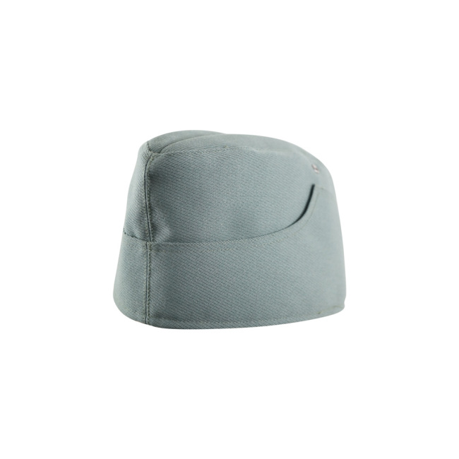 WWII German M38 EM Gabardine overseas cap field grey