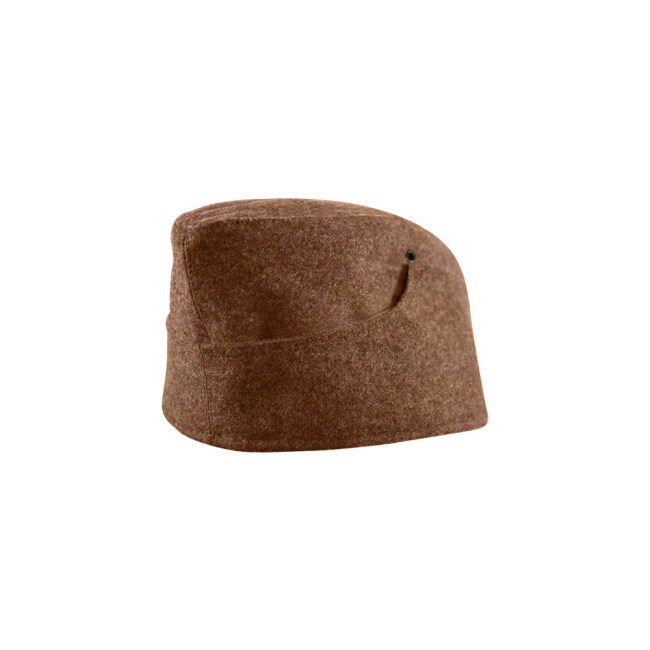 WWII German M38 Politic EM overseas cap brown