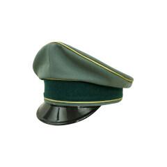 WWII German Heer General Gabardine visor cap