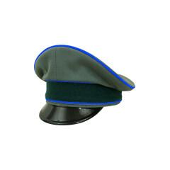 WWII German Heer Medical officer Gabardine Visor cap