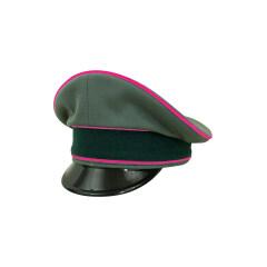 WWII German Heer Panzer officer Gabardine Visor cap
