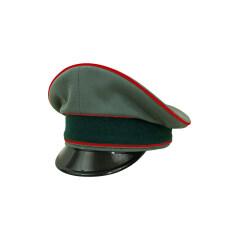 WWII German Heer Artillery officer Gabardine Visor cap