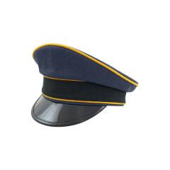 WWII German Luftwaffe Flight blue Gabardine Visor cap