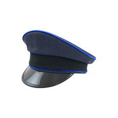 WWII German Luftwaffe Medical blue Gabardine Visor cap
