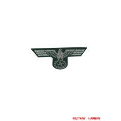 WWII German Bevo Cap Eagle - heer Officer