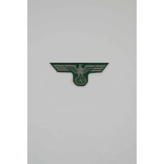 WWII German Bevo Cap Eagle - heer EM later