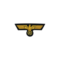 WWII German Panzer General Officer Breast Eagle