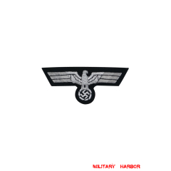 WWII German Panzer Officer Breast Eagle