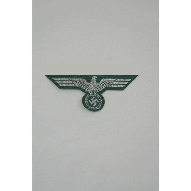 WWII German Bevo Breast Eagle heer NCO
