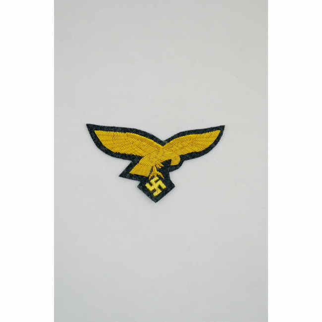 WWII German Luftwaffe General Breast Eagle
