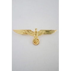 WWII German Metal Kriegsmarine breast eagle - General