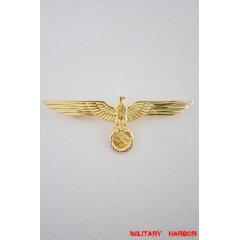 WWII German Metal Kriegsmarine breast eagle - General