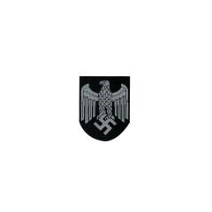 WWII German Heer eagle helmet decal