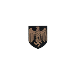 WWII German Kriegsmarine eagle helmet decal