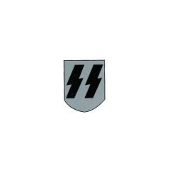 WWII German SS Runes helmet decal