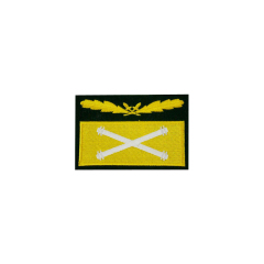 WWII German  Heer Field Marshal Camo Sleeve Rank