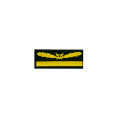 WWII German Heer Major General Camo Sleeve Rank