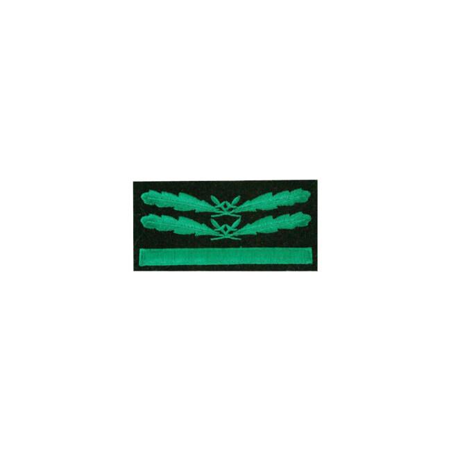WWII German Heer Major Camo Sleeve Rank