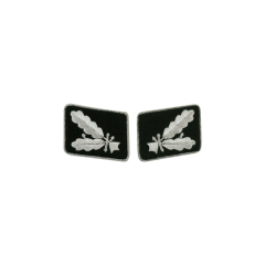 WWII German SS Oberführer (Senior-Colonel) Collar Tabs