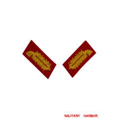 WWII German Heer Field Marshall Collar Tabs