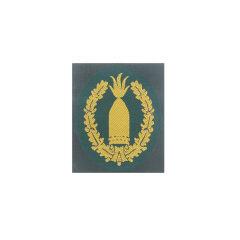 WWII German heer gunner sleeve insignia BeVo